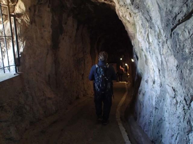 Tunnelpromenad
