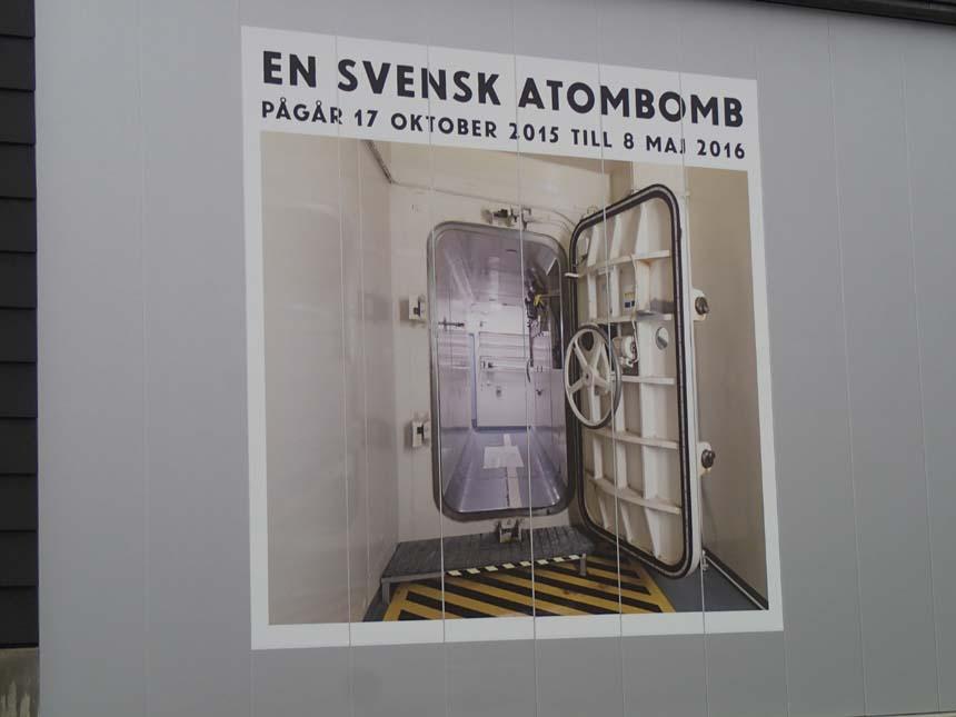 En svensk atombomb