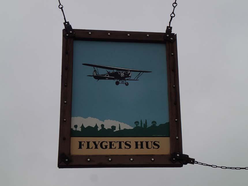 Flygets hus