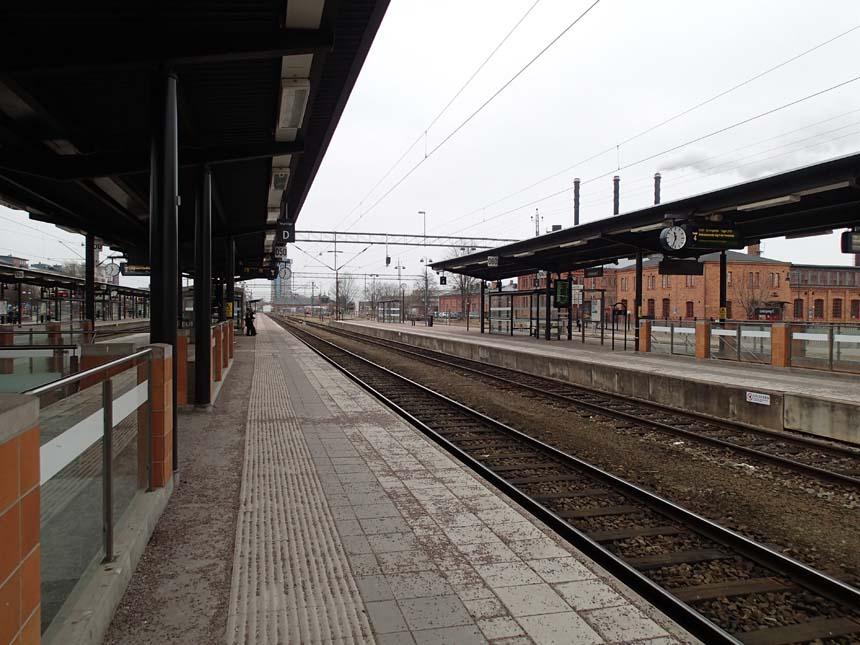 Hej då Linköping!