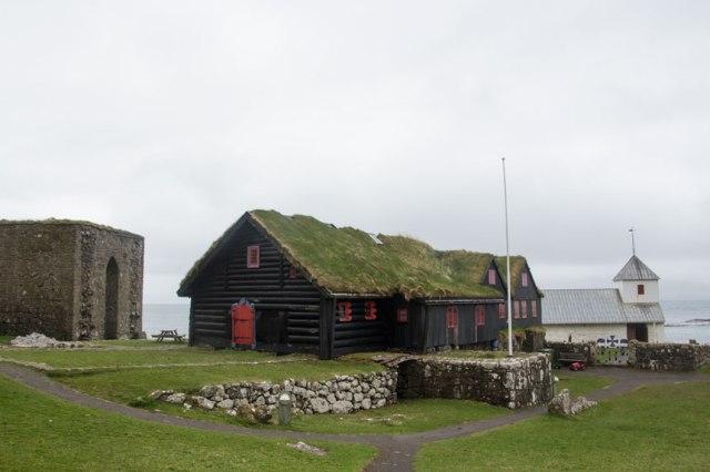 Färöiskgård