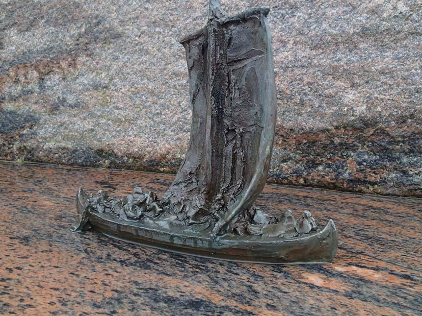 Vikingaskepp