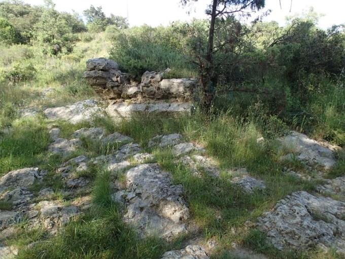 Romersk vägbank