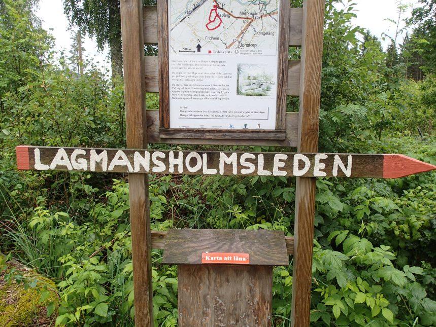 Lagmanholm