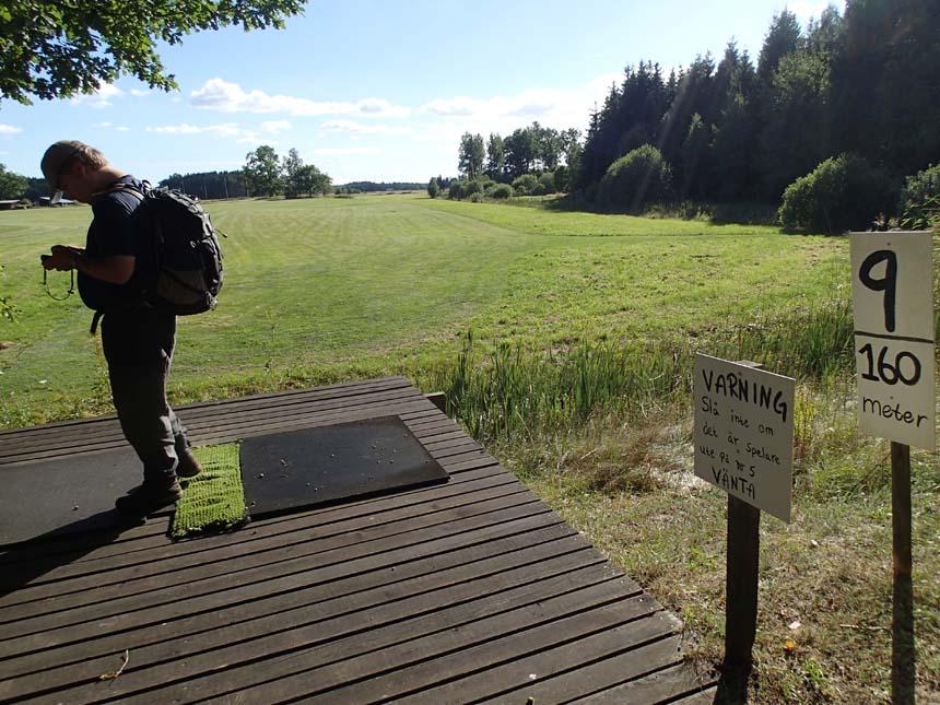 Skall TMR68 börja med golf?