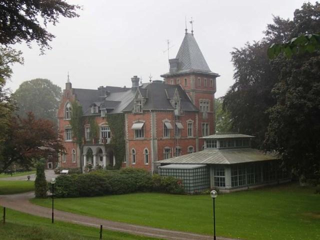 Thoreskogs slott från 1892