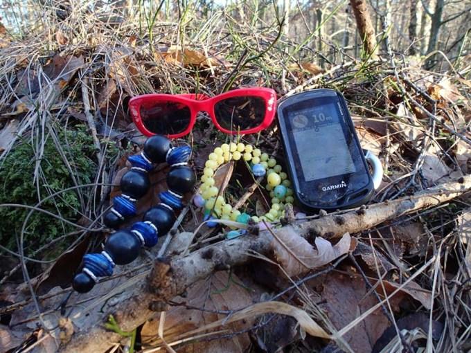 GPS på träff, kanske med dans?